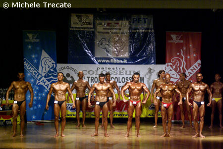 bodybuilding a Crescentino